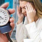 علاج انخفاض ضغط الدم طبيعيّاً وانخفاضه المفاجئ