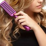طرق تمشيط الشعر الصحيحة